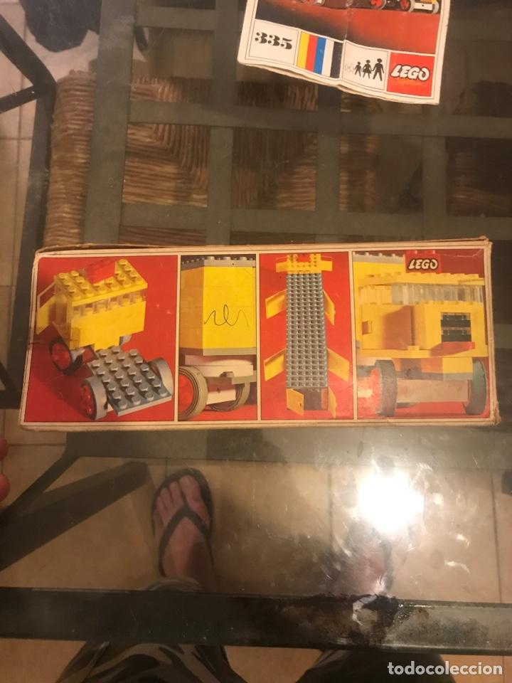 Juegos construcción - Lego: Dos cajas vacias de Lego, manuales y catalogos - Foto 4 - 211438505