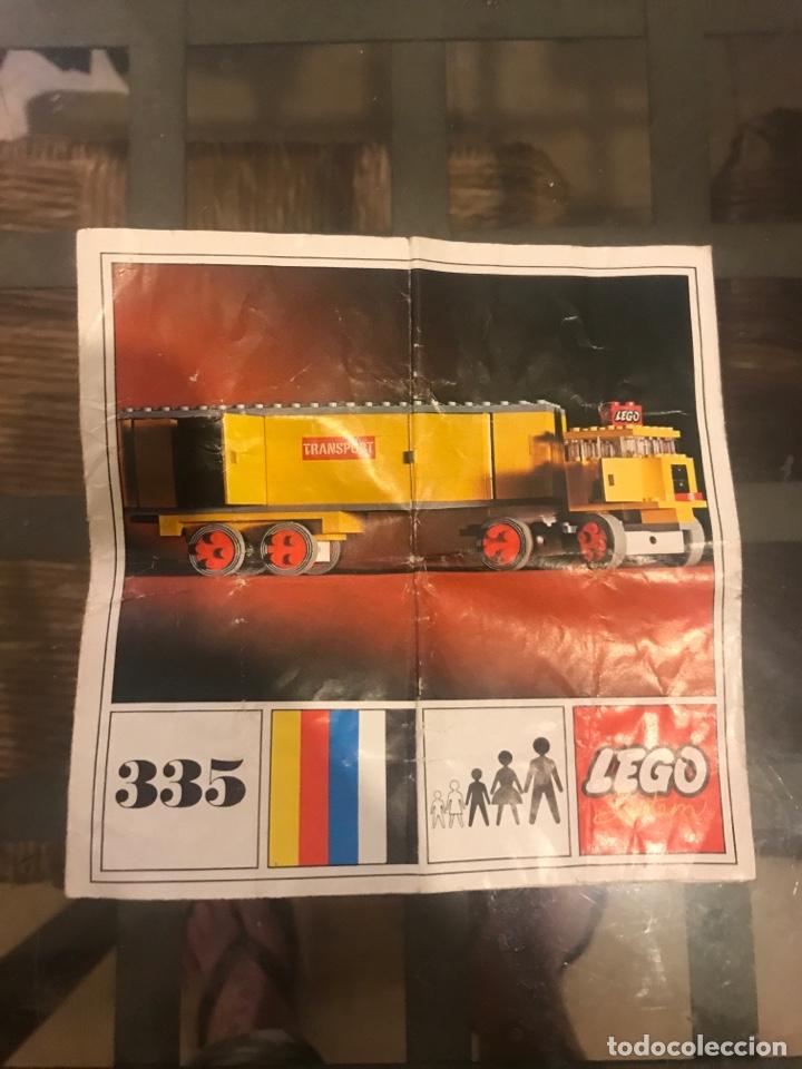 Juegos construcción - Lego: Dos cajas vacias de Lego, manuales y catalogos - Foto 7 - 211438505