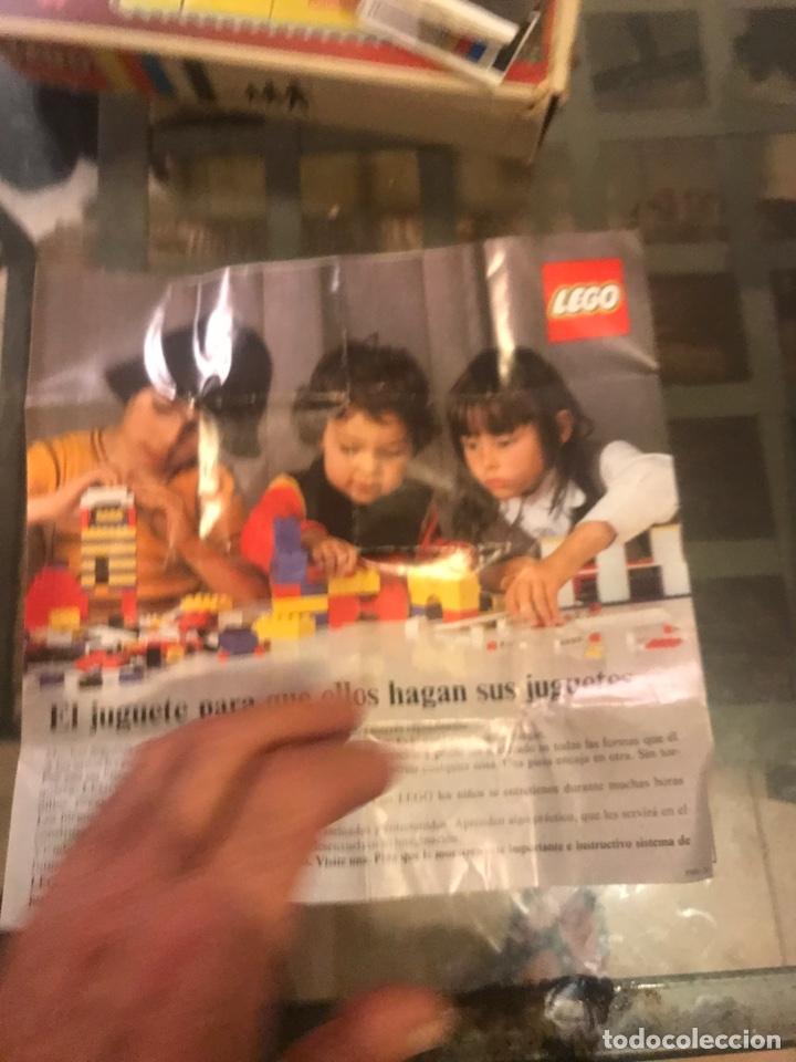 Juegos construcción - Lego: Dos cajas vacias de Lego, manuales y catalogos - Foto 10 - 211438505