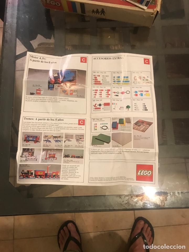 Juegos construcción - Lego: Dos cajas vacias de Lego, manuales y catalogos - Foto 12 - 211438505