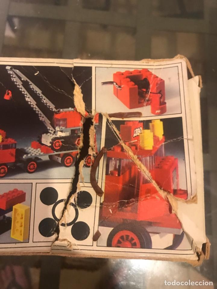 Juegos construcción - Lego: Dos cajas vacias de Lego, manuales y catalogos - Foto 14 - 211438505