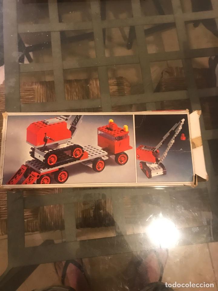 Juegos construcción - Lego: Dos cajas vacias de Lego, manuales y catalogos - Foto 15 - 211438505
