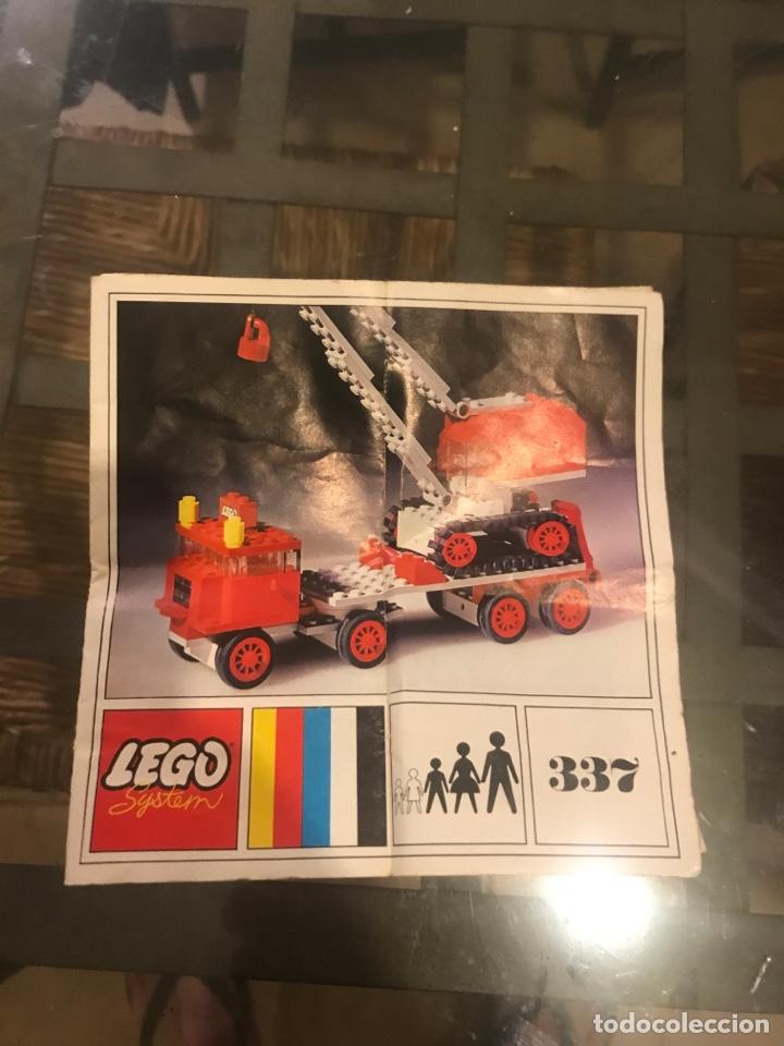 Juegos construcción - Lego: Dos cajas vacias de Lego, manuales y catalogos - Foto 18 - 211438505