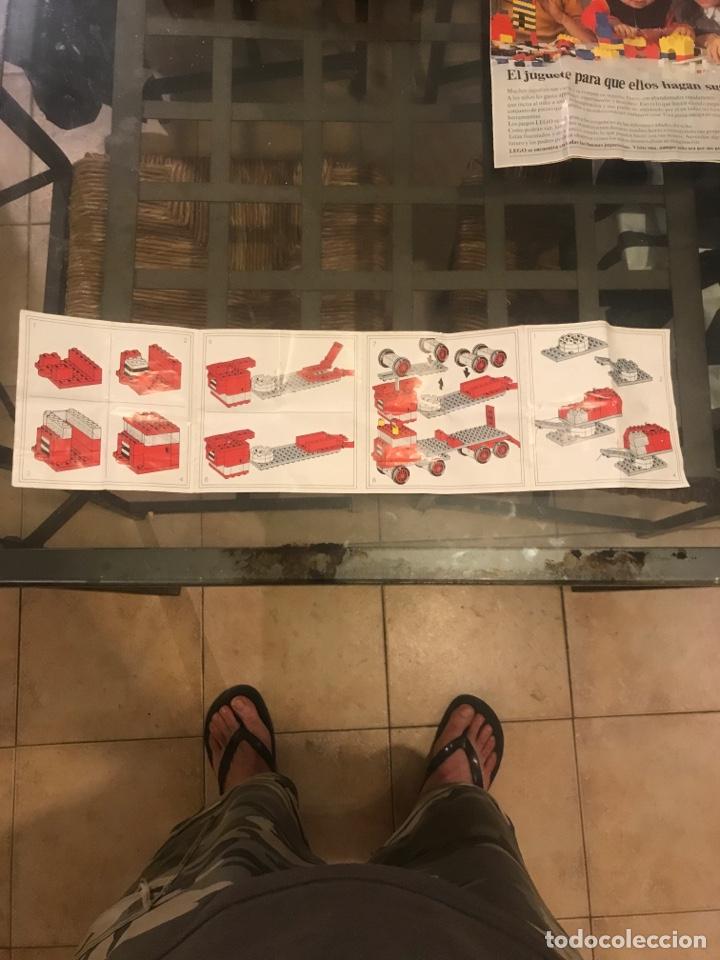 Juegos construcción - Lego: Dos cajas vacias de Lego, manuales y catalogos - Foto 19 - 211438505