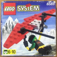 Juegos construcción - Lego: LEGO SYSTEM 6585. Lote 211777655