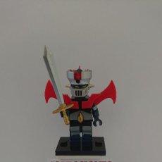 Juegos construcción - Lego: COMPATIBLE LEGO MAZINGER Z NUEVO SIN USO. Lote 212004102