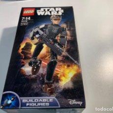 Juegos construcción - Lego: LEGO STAR WARS. 75119. NUEVO. SARGENTO JYN ERSO.. Lote 212182941