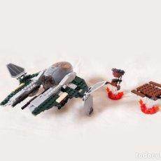 Juegos construcción - Lego: NAVE LEGO STAR WARS ANAKIN´S JEDI INTERCEPTOR - REF 9494 - COMPLETA CON INSTRUCCIONES. Lote 212588681