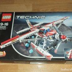 Juegos construcción - Lego: LEGO TECHNIC 42040 FIRE PLANE *NUEVO Y COMPLETO, SOLO ABIERTA CAJA * STAR WARS-TENTE. Lote 212937650