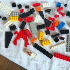 Juegos construcción - Lego: EXCELENTE LOTE DE 58 PIEZAS DE LEGO. Lote 213100943