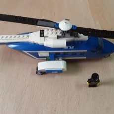 Juegos construcción - Lego: LEGO CITY 3222 HELICOPTERO AIR TAXI. Lote 213167713