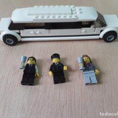 Juegos construcción - Lego: LEGO CITY 3222 LIMUSINA. Lote 213168131