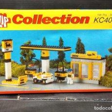 Juegos construcción - Lego: KLIP COLLECTION GASOLINERA REF KC402 DE 148 PZAS. Lote 213177267