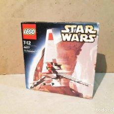 Juegos construcción - Lego: SET LEGO SYSTEM 4477 DE LA NAVE SKYHOPPER STAR WARS EN CAJA CON INSTRUCCIONES - VER DESCRIPCIÓN. Lote 213253232