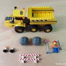 Juegos construcción - Lego: LEGO CITY CAMION OBRAS 7631. Lote 213271883