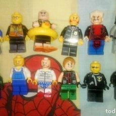 Juegos construcción - Lego: LOTE DE 12 FIGURAS DE LEGO. Lote 213359953