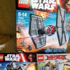 Juegos construcción - Lego: ~~~~ BESTIAL!!!! LOTE DE LEGO, SIN JUGAR, ALGUNAS BOLSAS ABIERTAS Y OTRAS NO, CAJAS BIEN . ~~~~. Lote 213416545