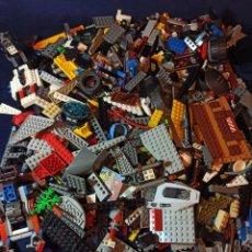 Juegos construcción - Lego: LOTE DE PIEZAS LEGO VARIAS TEMATICAS.1.984 GRAMOS,CASI DOS KILOS. Lote 213504592