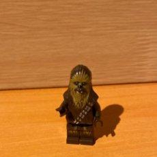 Juegos construcción - Lego: FIGURA CHEWBACCA LEGO STAR WARS. Lote 213821728