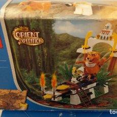 Juegos construcción - Lego: LEGO 7411 ORIENT EXPEDITION TYGURAHS ROAR. Lote 215279758