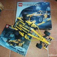 Juegos construcción - Lego: LEGO TECHNIC 8445, FORMULA 1 *COMPLETO CONCAJA Y INSTRUCCIONES*,39CM (COMO NUEVO)STAR WARS-TENTE. Lote 215292396