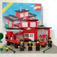 Juegos construcción - Lego: PARQUE DE BOMBEROS LEGO SERIE LEGOLAND REF. 6382. PRINCIPIO 80´S. Lote 216812215
