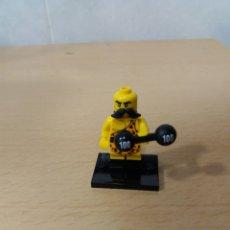 Juegos construcción - Lego: LEGO MINIFIGURA SERIE 17. Lote 217258442