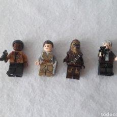 Juegos construcción - Lego: LEGO STAR WARS PERSONAJES. Lote 217628820