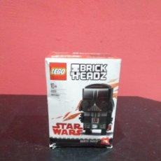 Juegos construcción - Lego: LEGO 41619 BRICKHEADZ DISNEY DARTH VADER STAR WARS. Lote 227772370