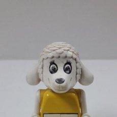 Juegos construcción - Lego: FIGURA LEGO FABULAND . ORIGINAL DE LEGO . AÑOS 80. Lote 262029350