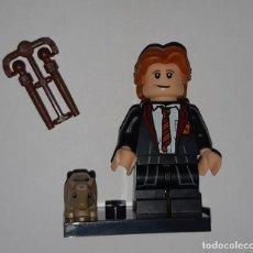 Juegos construcción - Lego: MINIFIGURA HARRY POTTER LEGO - RON WEASLEY. Lote 217907031