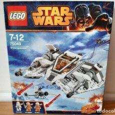 Juegos construcción - Lego: LEGO , NAVE DE STAR WARS SNOWSPEEDER.. Lote 218047425