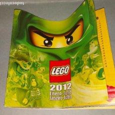 Juegos construcción - Lego: LEGO - CATALOGO JUGUETES - AÑO 2012. Lote 218283441