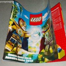 Juegos construcción - Lego: LEGO - CATALOGO JUGUETES - AÑO 2013. Lote 218283513