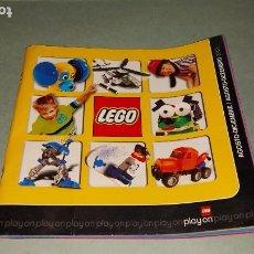 Juegos construcción - Lego: LEGO - CATALOGO JUGUETES - AÑO 2003. Lote 218284761