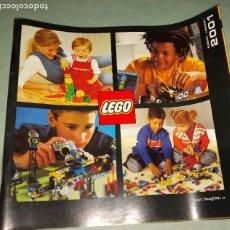 Juegos construcción - Lego: LEGO - CATALOGO JUGUETES - AÑO 2001. Lote 218285026