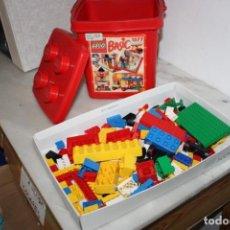 Juegos construcción - Lego: CAJA DE LEGO DEL AÑO DE 1988, INCOMPLETA. Lote 218315261