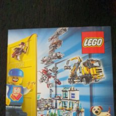 Juegos construcción - Lego: CATALOGO LEGO 2008. Lote 218317245