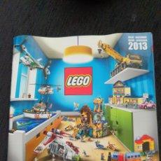 Juegos construcción - Lego: CATALOGO LEGO 2013. Lote 218317565