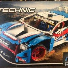 Juegos construcción - Lego: LEGO TECHNIC 42077 RALLY CAR OCCHE RALLY ORIGINAL. Lote 218332297