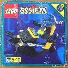 Juegos construcción - Lego: LECO SYSTEM REF: 6100. Lote 218402130