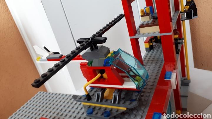 Juegos construcción - Lego: LEGO ESTACIÓN DE BOMBEROS - Foto 4 - 218839777