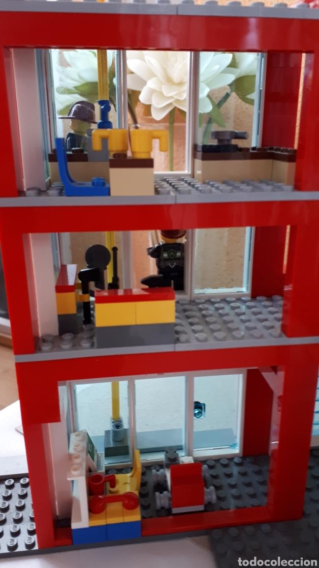 Juegos construcción - Lego: LEGO ESTACIÓN DE BOMBEROS - Foto 6 - 218839777