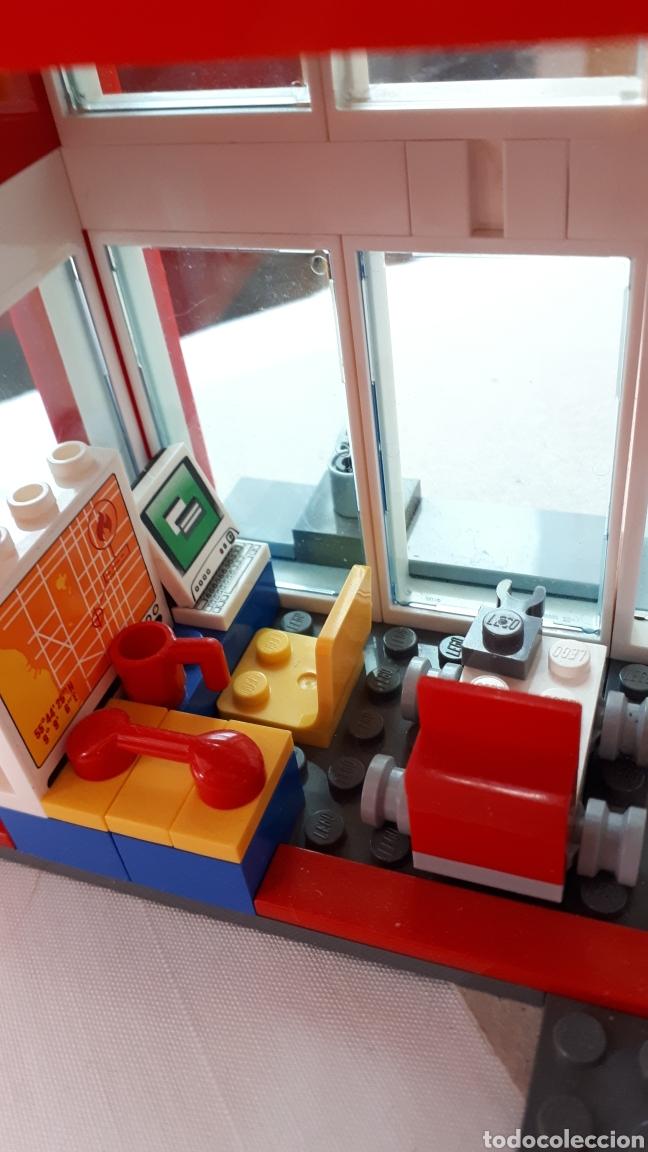 Juegos construcción - Lego: LEGO ESTACIÓN DE BOMBEROS - Foto 7 - 218839777