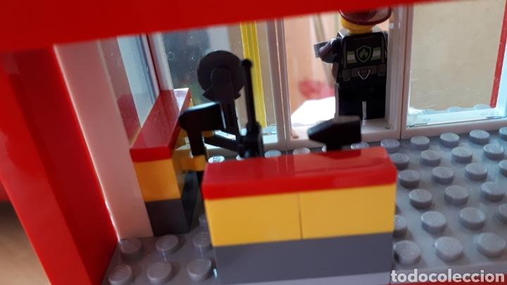 Juegos construcción - Lego: LEGO ESTACIÓN DE BOMBEROS - Foto 8 - 218839777