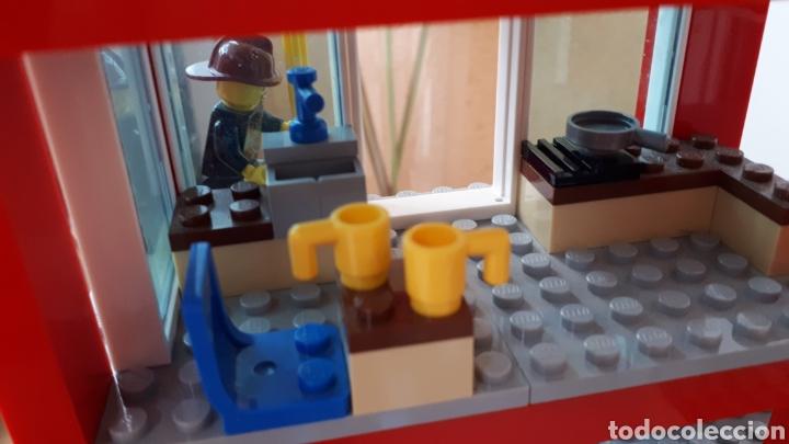 Juegos construcción - Lego: LEGO ESTACIÓN DE BOMBEROS - Foto 9 - 218839777