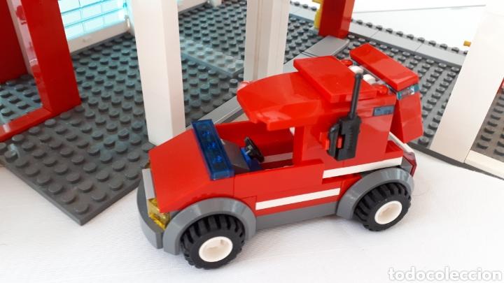 Juegos construcción - Lego: LEGO ESTACIÓN DE BOMBEROS - Foto 10 - 218839777
