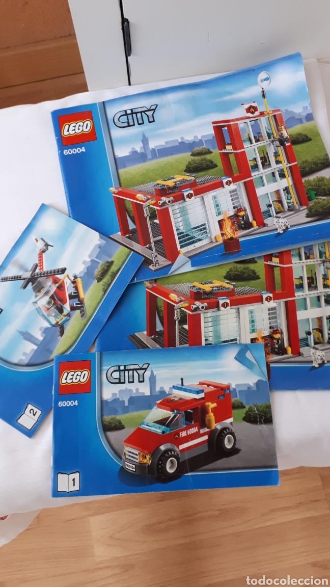 Juegos construcción - Lego: LEGO ESTACIÓN DE BOMBEROS - Foto 11 - 218839777