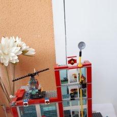 Juegos construcción - Lego: LEGO ESTACIÓN DE BOMBEROS. Lote 218839777