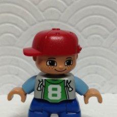Juegos construcción - Lego: MUÑECO FIGURA LEGO DUPLO. Lote 218947936